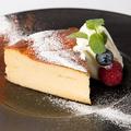 料理メニュー写真NYチーズケーキ