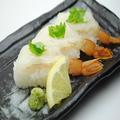 料理メニュー写真赤海老寿司★