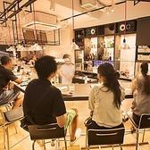 カフェ ザンドゥ Cafe Xando 大名店の雰囲気2