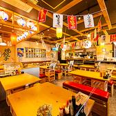 九州料理ともつ鍋 熱々屋 瀬戸店の雰囲気2