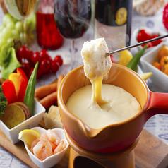 チーズ&肉 #HASHTAG ハッシュタグ 千葉店のコース写真