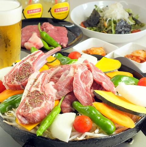 2時間飲み放題付・野菜食べ放題コースはじめました!!各種宴会におすすめ☆
