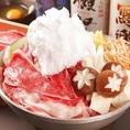 名物串やお鍋でワイワイ宴会!飲み放題付!!2,980円(税抜)~