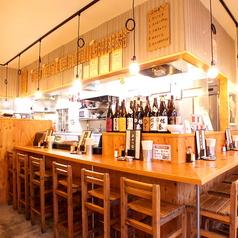 お酒の種類も豊富です。活気の良い店内で美味しいお料理をお楽しみください!☆居酒屋 串カツ田中 両国店