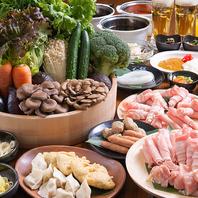 ◆地産地消の食材をご用意。安心・安全が第一。