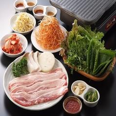 韓国料理 千ちゃんのおすすめ料理1