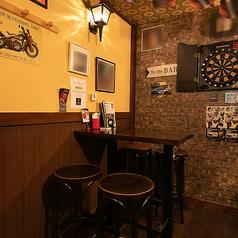 ブリティッシュパブ ロンドン酒場 アーロンのコース写真
