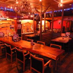 ステーキ酒場 ウエスタンズ 宇都宮の雰囲気1