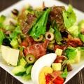 料理メニュー写真スペシャルサラダ《Special Salad》