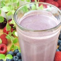 アサイードリンク★その栄養素はブルーベリーの約18倍!