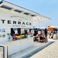ENOSHIMA Beach BAR the TERRACE