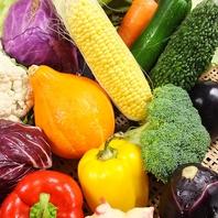 健康に優しい料理の数々