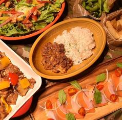 Stampede's Cafe&Dining Bar スタンピーズ カフェ&ダイニングバーのコース写真