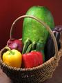 料理メニュー写真季節の単品野菜