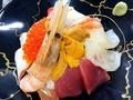 料理メニュー写真海鮮10種丼