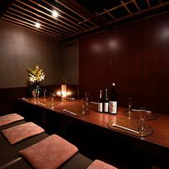 横浜完全個室 満月 はなれの雰囲気1