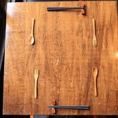 2階のテーブル席。和のテイストが押し出された2階。【茶屋町・中崎町・誕生日・カフェ・女子会・ママ会・貸切・和】