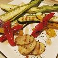 料理メニュー写真シェフの気まぐれ 本日野菜の一皿