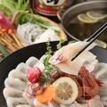 料理メニュー写真● 本日の海鮮魚介の魚しゃぶ ● ~冬季限定~