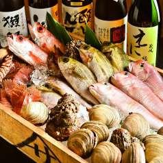 天然地魚と天ぷら和定食 一粋の特集写真