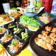 【東梅田駅徒歩3分】豊富な宴会コースと飲み放題あり!