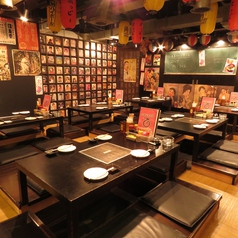 昭和大衆酒場てくてく屋の雰囲気1