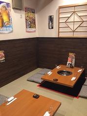 焼肉串ひろ本舗の雰囲気1