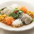 料理メニュー写真【八十八鯛】彩り刺身サラダ
