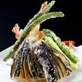 料理メニュー写真揚げたて!天ぷら盛り合わせ