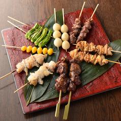個室居酒屋 焼き鳥ダイニング MAKINOSUKE 飯田橋店のおすすめ料理1