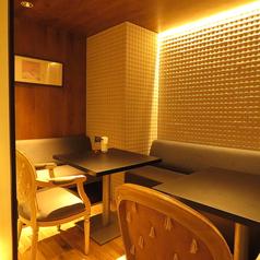 cafe de 武 新富町店の雰囲気1