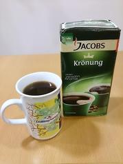 料理メニュー写真「ホットコーヒー」(jacobs)