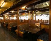 魚太郎のテーブル席です。10~20名様でも使って頂けております。ランチ はどの ランチメニュー 頼んでいただいても満足いただいております。 単品メニュー お昼でも  串カツ  海鮮 おすすめ料理の  隠岐の白いか 松茸土瓶蒸し コロコロ ステーキ きのこの天ぷら ししゃも がよく出ます。
