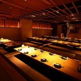 個室居酒屋 博多ななつ星 上野店の雰囲気3