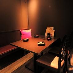2名様から個室利用OK◎人数、シーンに合わせてお席をご用意致します!