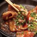 料理メニュー写真鉄板焼肉