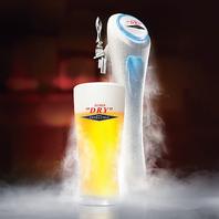 氷点下のビールといえばエクストラ♪