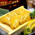 料理メニュー写真北海道産生うに