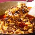 料理メニュー写真四川式マーボードウフ