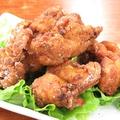 料理メニュー写真努努龍 鶏の唐揚げ