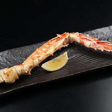 蟹炉端焼◎チロリ 火鉢庵のおすすめ料理1