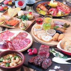 スペインバル LA FUSION 恵比寿のおすすめ料理1