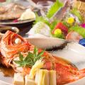 料理メニュー写真本日の刺・焼・煮
