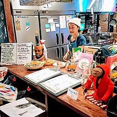 アボカド屋 マドッシュ!カフェ 下北沢店の雰囲気1