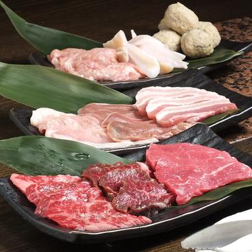 炭火焼肉酒房 青とうがらし 大和店のおすすめ料理1