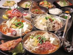 Sanuki Wa-Fu Dining 真 SINのコース写真