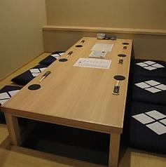 6名×2室、14名×1室、16名×1室/ご家族連れからちょっと大人数の飲み会まで対応可能な個室もご用意ございます。