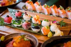 THE SUSHI AMEMURAのおすすめ料理1