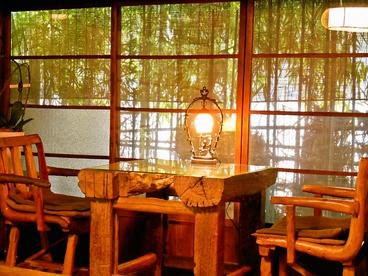 笹の葉 北鎌倉の雰囲気1