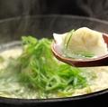 料理メニュー写真炊き餃子